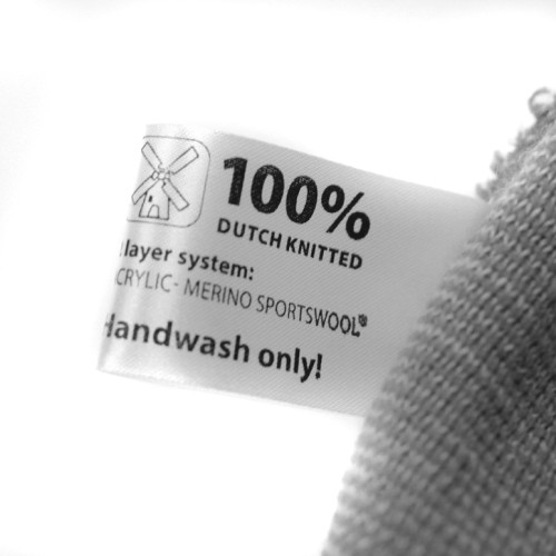 Washing Label